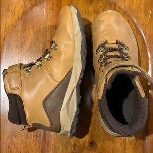 Boys Genuine Leather Merrell Hiking boots